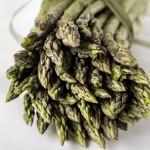Risotto cremoso con asparagi e stracchino