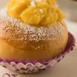 Veneziane con crema pasticcera