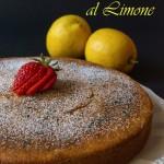 """Torta semplice al limone """"senza ripieno""""!"""