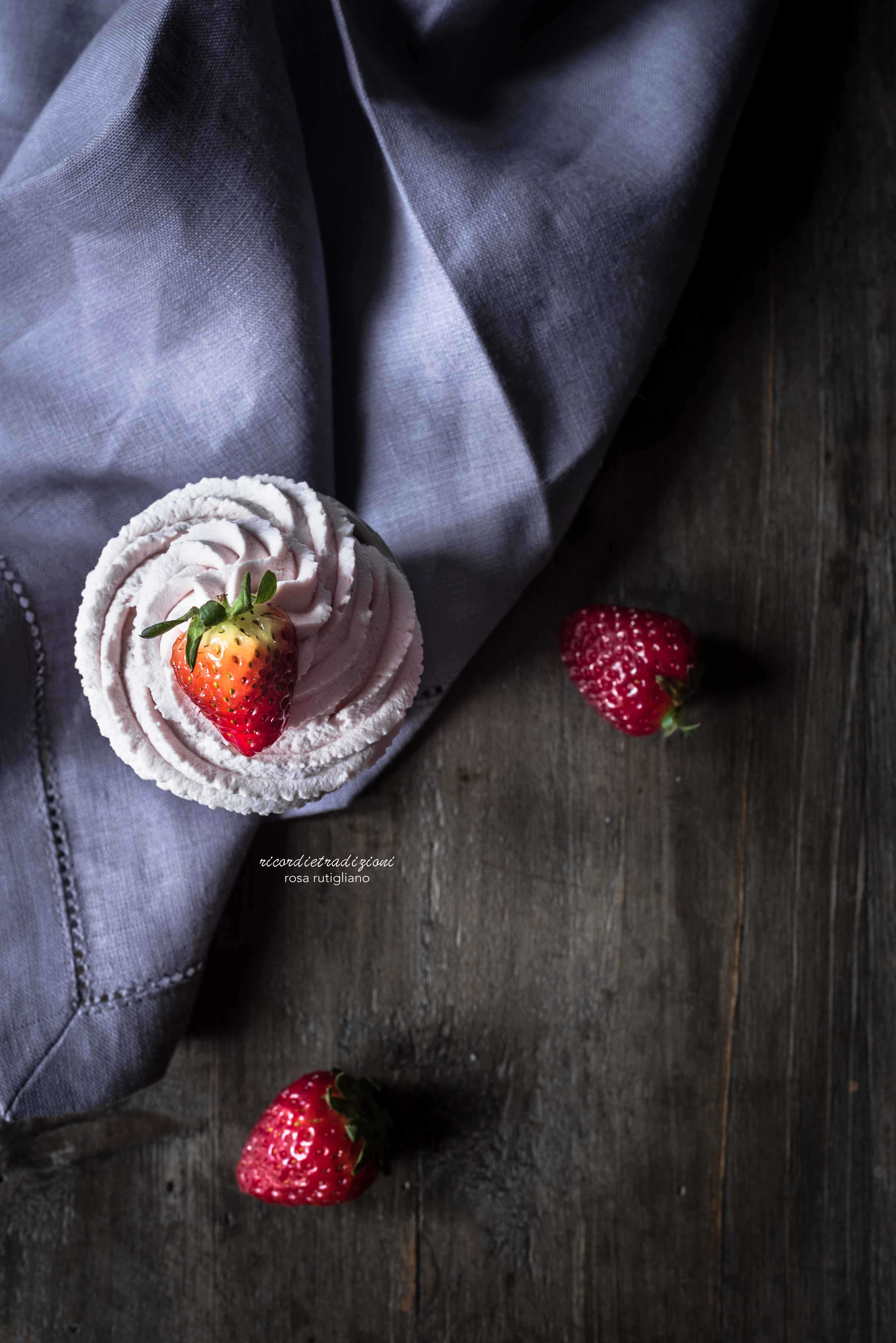 strawberry cupcakes 3