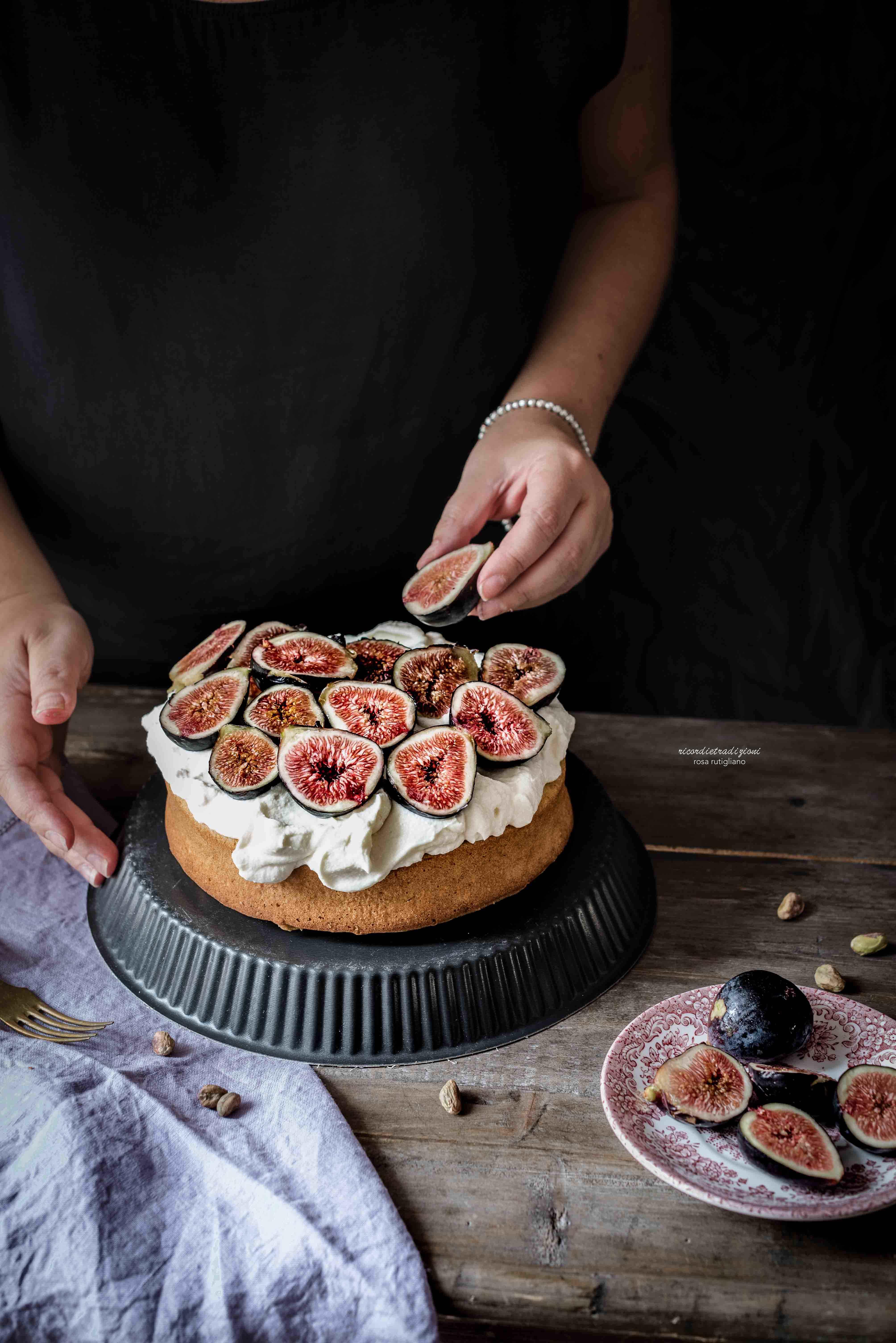 torta-mascarpone-fichi-miele-2