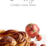 Estonian Kringle – Cinnamon braid bread