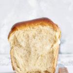 Pane Hokkaido al latte condensato